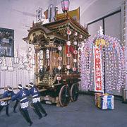 曳山展示室