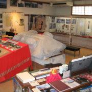 高島歴史民俗資料館1階展示