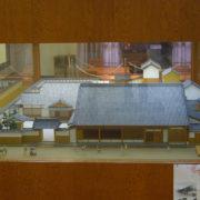 小島本陣模型