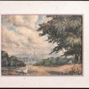 ハムステッド・ヒースの風景(1903年)